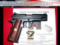CQB Commander Armor-Tuff .45acp with Upgrades, New in case.