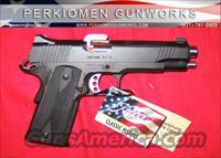 "Custom TLE, 45acp, 5"", LAPD Swat, New in Box"