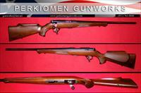 "1712 Silhouette Sporter, .22LR, 21.6"", Blued, MC Rollover stock, New in Box."