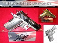 "Diamond Ultra, .45acp, 3"", Limited Edition - New in Box"