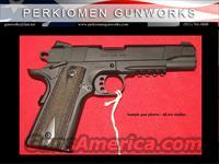 "1911 Rail Gun, 45acp, 5"", O1980RG, New in Box"