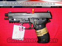 MK25 Navy P226, 9mm, 3-15rd Mags, New in Box