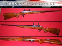 Browning Safari Grade .222 Rem, heavy bbl. bolt rifle, 1964 gun