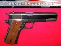 1911A1 Commercial Govertment 45acp, 1952 gun - Very Clean
