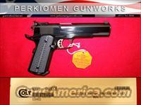 Special Combat Govt. Competition, Custom Shop 45acp-NIB