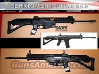 "R556xi 5.56 Nato 16"" AR w/flip-up sights & Folding Stock - NEW"