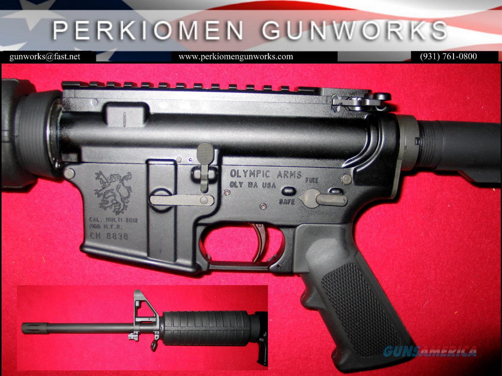 AR-45 semi-auto rifle,  45ACP, 16 inch bbl