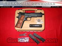 1911-22 Tactical w/fake Supressor and two sets of sights - NIB