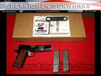 "Premier II Tactical, 45acp, 5"", New in Box!"