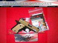 Micro 9 Desert Tan 2017 Shot Show Special, 9mm w/Laser Grips - 2 Mags - New in Box