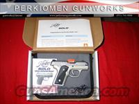Solo Carry Stainless, 9MM, New in Box.