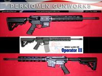 Operator III LAR-15 5.56/.223 Rifle - New in Box