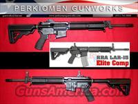 Elite Comp Mid-Length Carbine LAR-15 - New in Box