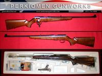 "1516 D KL, .22mag, 23"", blued, walnut, New in Box"