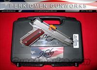 "Gold Combat Stainless, 45acp, 5"", Custom Shop, New in Box"