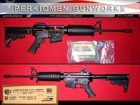Colt AR6720 AR15-A4, .223/5.56, 16 inch Lightweight Tactical Carbine – New in Box.
