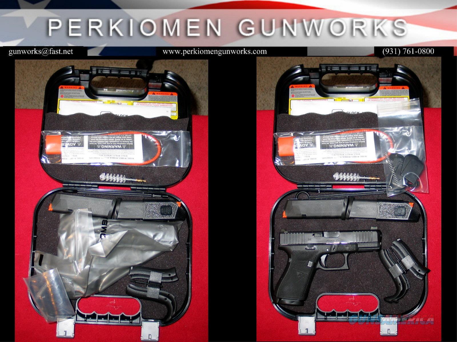 Wilson Combat - Vickers Elite GLOCK 19, Gen 5, 9mm, NIB