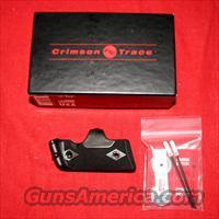 Kimber Solo Laser Grips - Black - NIB from Kimber