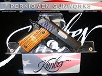 Micro RAPTOR, .380acp, New in Box from Kimber's Custom Shop