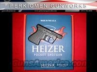 Heizer Defense PS1 Pocket Shotgun .410ga/.45LC, New in Box