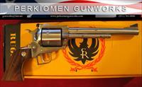 "Super Blackhawk, Stainless, .44mag, 7.5"" - used w/box"