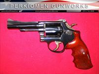 15-4, K-frame Combat Masterpiece .38 Special, 4 inch