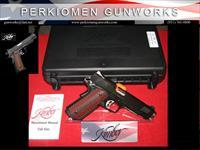"Gold Combat, 45acp, 5"", Custom Shop, New in Box"