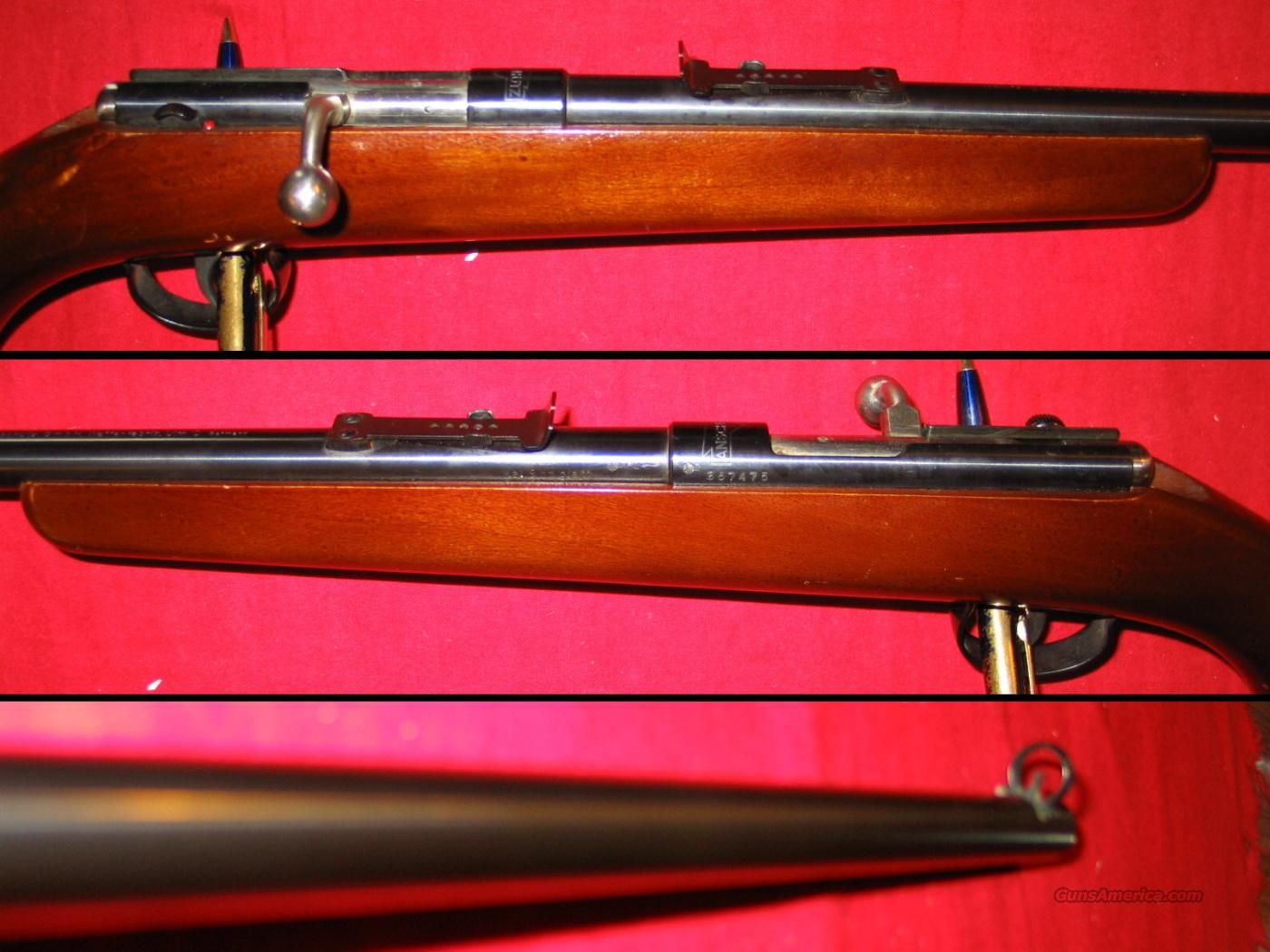 9MM Rimfire Garden Gun