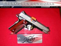 "Custom CDP II, 5"", .45acp, new in Box - Retirement Closeout."