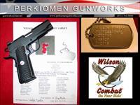 "Professional .45ACP, 4"" w/Extra Options - New"