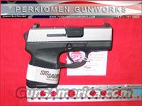 P290, 9MM,Two-Tone w/Nite Sights-NIB
