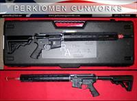 "X-1 Operator Rifle, 18"", 6-pos Operator Stock, New in box."