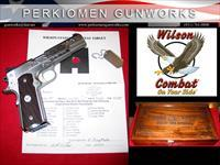 Texas BBQ Special - Grade 3 Engraved, .45acp, NIB, # BBQ3-FS-45, w/Display case.