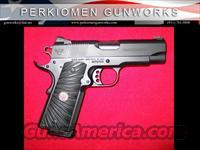 "Professional, .38 Super, 4"", w/Options – New in Box."