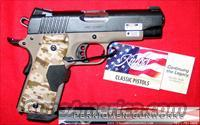 "Pro Covert, 45acp, 4"" w/Laser Grips - New in Box."