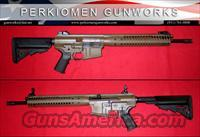 "LWRC REPR 7.62/.308 16.1"" Patriot Brown - New in Box"