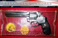 "King Cobra, .357, 6"", Like new w/Box!"