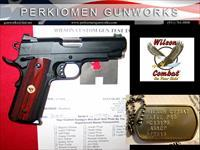 Elite Professional .45acp w/Options - NEW