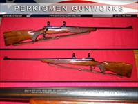 Winchester M-70 Pre-64 Std. Grade .220 Swift dates 1953