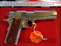 "Government XSE Series 1911, 45acp, 5 "" Stainless - NIB"