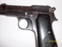 P Beretta taken from German SS Officer