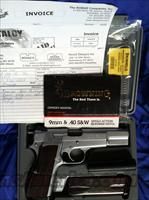 Novak Spec Ops Browning Hi-Power .40 S&W