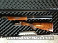 "Ruger Red Label 12ga 26"" w/stunning wood"