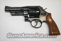 SMITH & WESSON MODEL 520 NY STATE POLICE