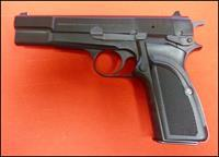 Browning Hi Power 9mm, Blue