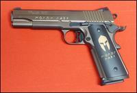 "Sig 1911 Spartan, ""Come and Take Them"", 45acp"