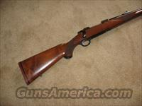 Ruger M-77RS / 35 whelen