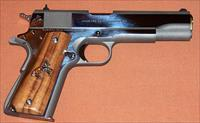 Colt Government Model Automatic Pistol Cal. 45 - 1911. 45 ACP – Stainlessl, TALO One of 400