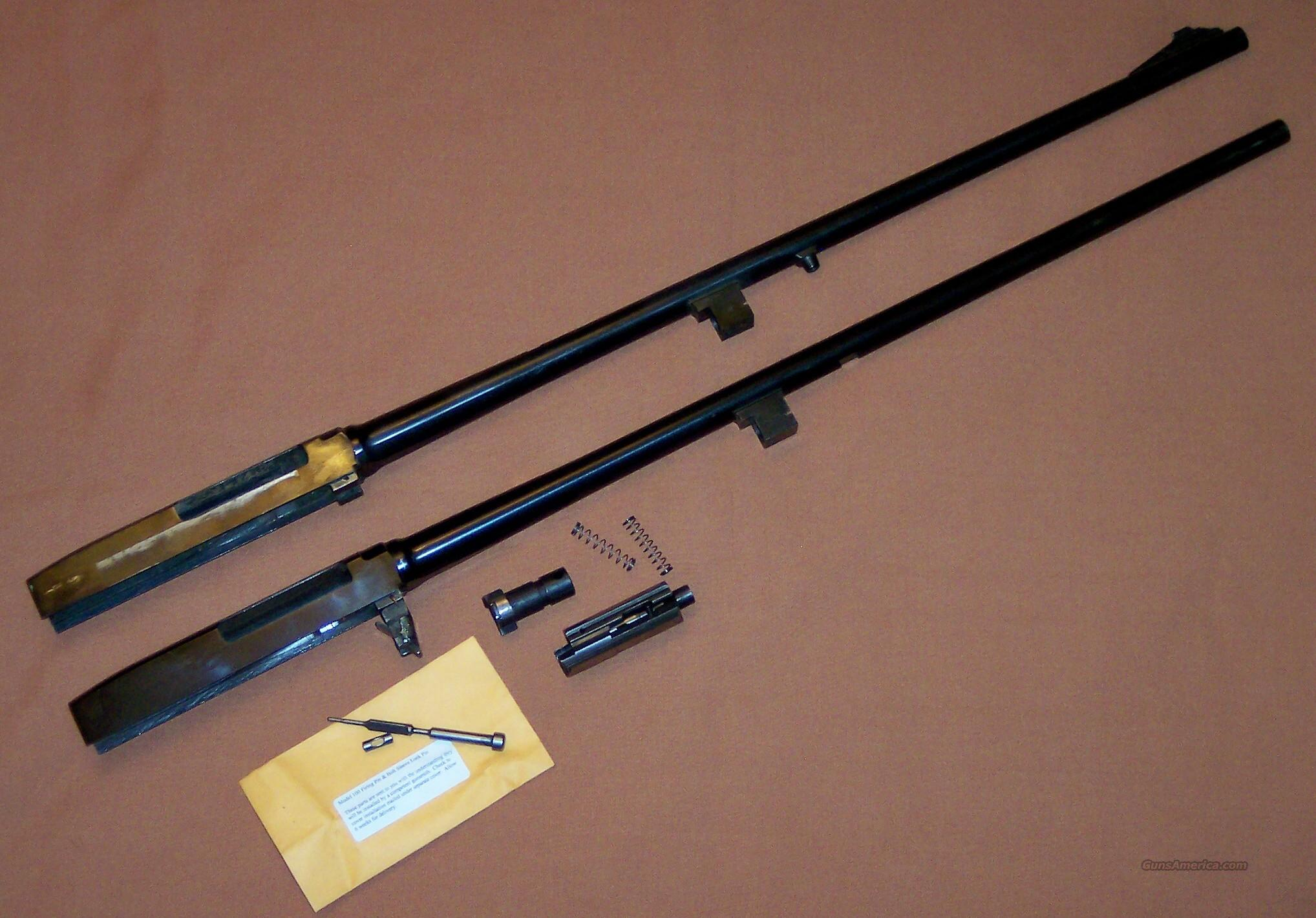 winchester model 100 barreled receivers for sale