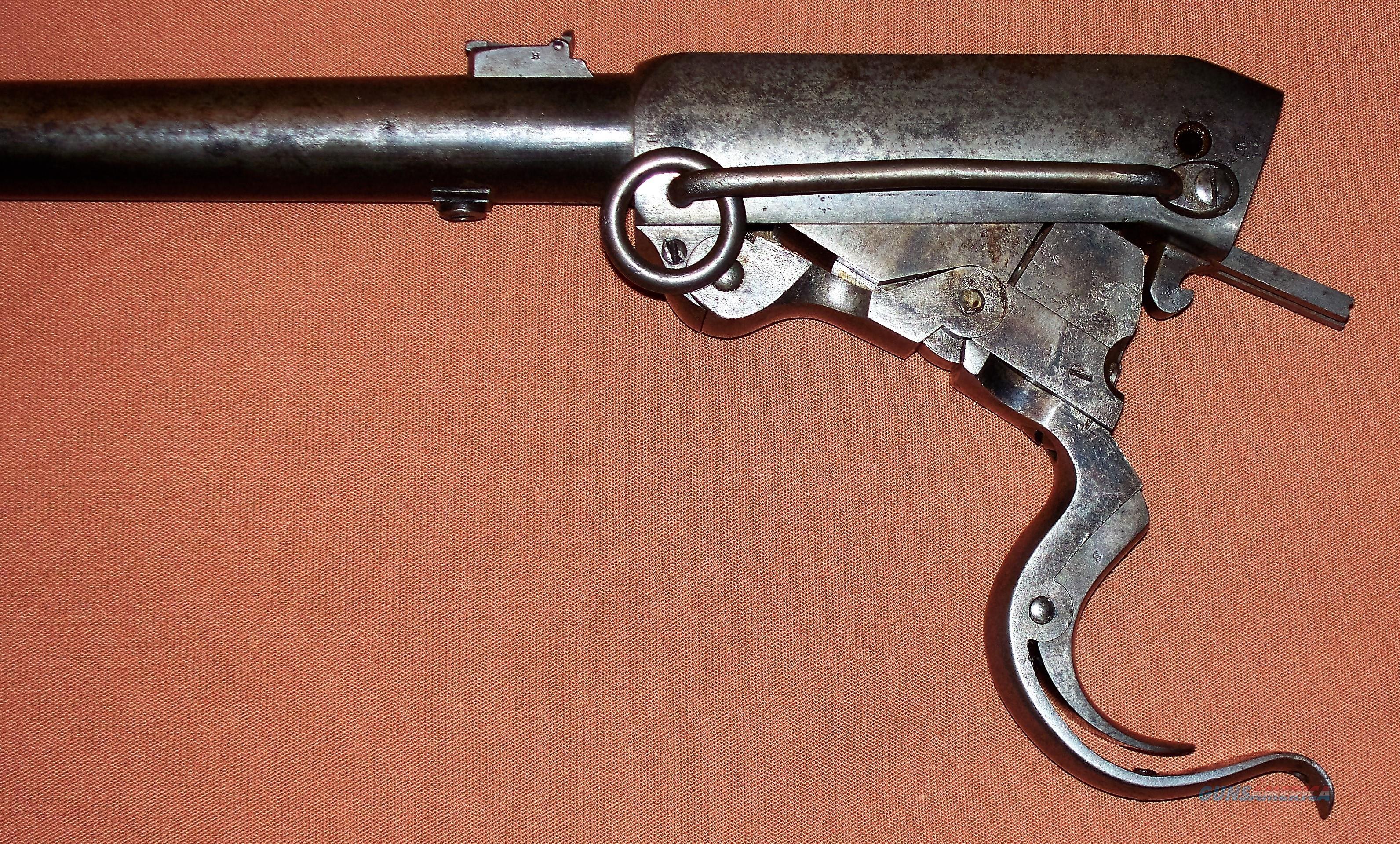 Civil War Vintage Burnside Carbine
